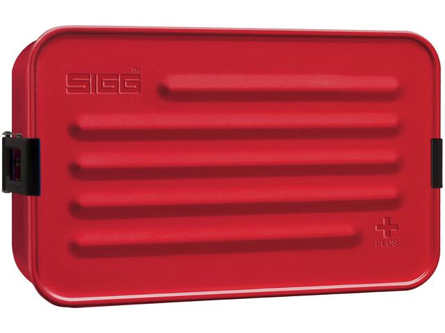 Sigg Plus Metalæske L, rød